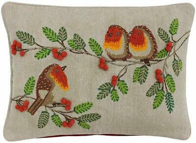 Paoletti Robin Cushion Cover 35 x 50cm, Multicolour