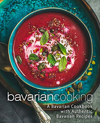 Press Booksumo-Bavarian Cooking (US IMPORT) BOOK NEW