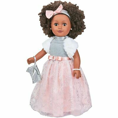 "My Life As Winter Princess Doll 18"" Brunette 2018 Holiday Exclusive NEW 5+"
