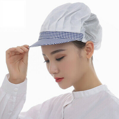 Chef Hat Cook Accessories Catering Kitchen Workshop Work Wear Baker Factory Cafe