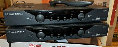 MOTOROLA DIGITAL CABLE BOXES. DCT2224 one remote