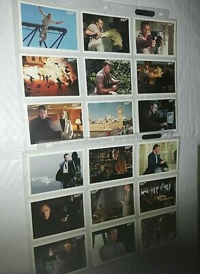 Casino Royale 007 Full Collector Card Set of 99 cards