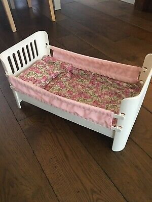 Baby Annabell Bed With Bedding