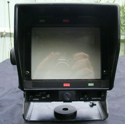 Sony BVF-55CE electronic view Finder 16:9/4:3 wide screen on mount
