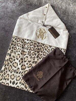 Roberto Cavalli Baby Sleeping Bag Nest! RRP £225! Sold Out! New!