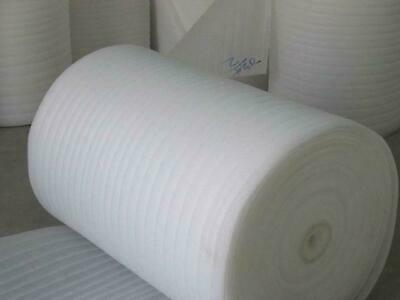 500mm x 750mm x 300M x 1MM ROLL OF JIFFY FOAM WRAP FLOOR UNDERLAY PACKING