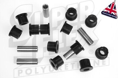 Superflex Polyurethane Rear Wishbone Inner Bush Kit Tvr Chimera & Griffith (90)