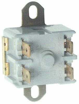 Replaced By 390367 / Bi-Metal Thermostat Hole Distance 40Mm