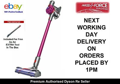 DYSON V7 Motorhead+ Cordless Handheld Vacuum Cleaner + 2 Year Warranty