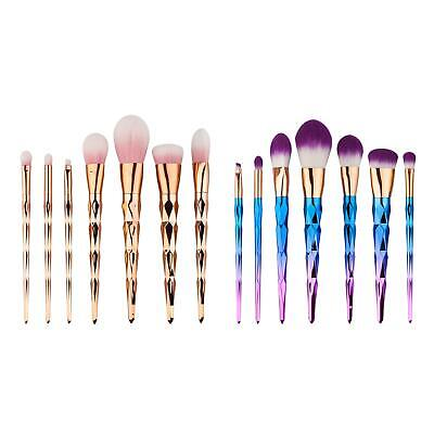 Makeup Pro Diamond Eyeshadow Set Soft Shadow Brush Blending Brushes Up Eye Make