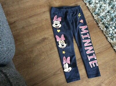 Lovely bottoms Minnie Mouse 4-5 years Primark used