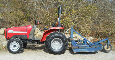 Massey Ferguson 1428V  4wd, Power Steering (DOES NOT INCLUDE CUTTER)