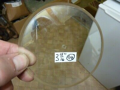"""Old Aneroid Barometer 3 15/16""""  Bevelled Glass-Centre Drilled (G4) Free Post"""