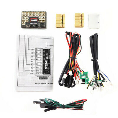 Light System Main Board / Light Control Combination Set for 1/10 HG-P408 RC Car