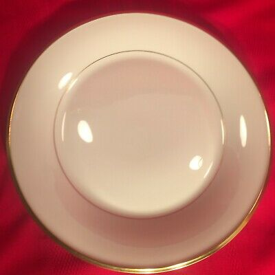 Lenox Eternal 24k Gold Trim Fine Bone China Replacement Dinner Plates In Ivory