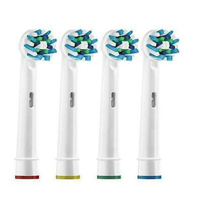 4X Toothbrush Replacement Head Electronic Tooth Brush Head for Oral-B Toothbrush