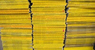 Lot of 10 National Geographic Magazines No duplicates Random Picks 1970s - 2010s