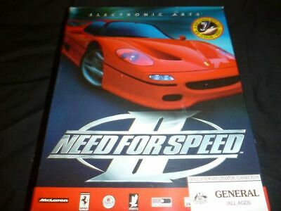 Need For Speed Computer Game on CD
