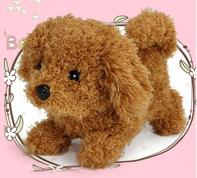 Waffle the Wonder Dog Soft Toy with Sounds Boys Girls Gift For Xmas Christmas DB