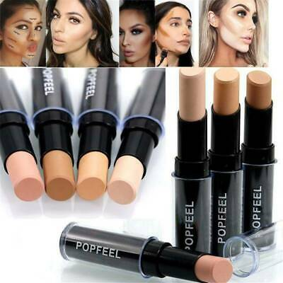 Effective Full Cover Concealer Stick Face Foundation Pen Smooth Contour Makeup