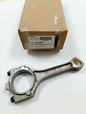 Brand New Genuine Jaguar Connecting Rod Part Number C2S4867