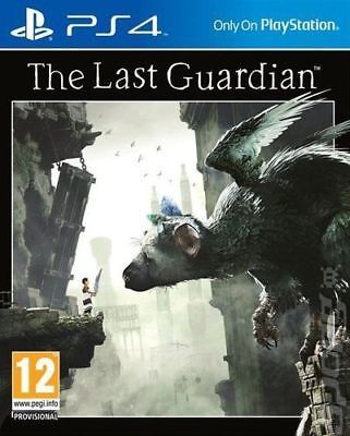 The Last Guardian PS4 Mint - 1st Class Super Fast Delivery