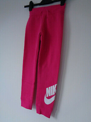 Girls Nike Pink Joggers/pants Age 6-7 Years NEW WITH DEFECT SEE BELOW OF LISTING