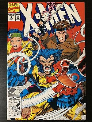X-Men #4 1st Appearance of OMEGA RED Marvel Jim Lee SEE PHOTOS