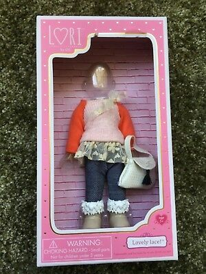 """Lori by Our Generation 6/"""" Doll GLAM GAL Clothes Clothing Outfit Set NEW in Box"""