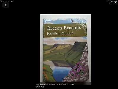 No. 126 Brecon Beacons by Jonathan Mullard  Limiet Edition Signed (No. 4 of 50)