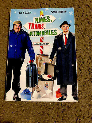 Planes, Trains and Automobiles (DVD, 2017) Widescreen W/Slipcover Brand New!