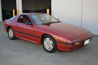 ONE OWNER Australian Delivered Mazda RX-7 Only 92.400Kms
