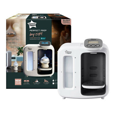 Tommee Tippee Perfect Prep Day/Night Baby Bottle Feeding Milk/Food Maker Machine
