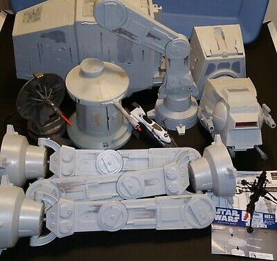 Hasbro Star Wars Vintage Collection 2010 At-At atat with Defense of Hoth Cannons