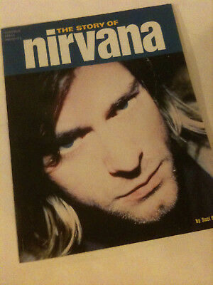 'THE STORY OF NIRVANA' Suzi Black 1995 US Paperback Book