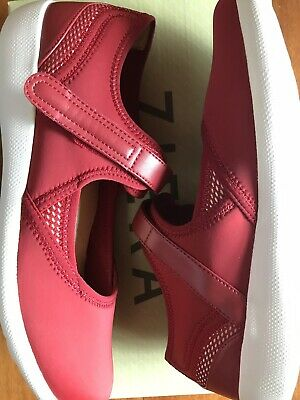 Ziera Shoes 40xw - red
