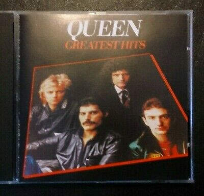 Queen - Greatest Hits - VG+/VG+/VG+ CD
