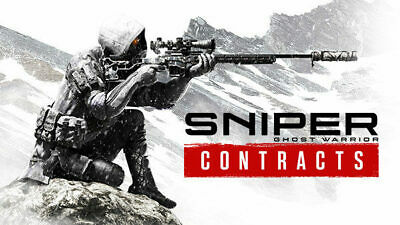 Sniper Ghost Warrior Contracts region free PC KEY (Steam)