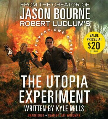 The Utopia Experiment by Kyle Mills MP3