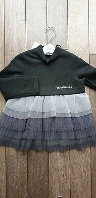 Girls Frilled Top From Spanish Designer Pan Con Chocolate