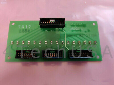 Universal Instruments Sensor Interface Board 25922000