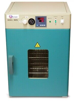 New - Lab Drying Oven, 70L, 200°C, Fan-assisted, Stainless Chamber, Digital PID