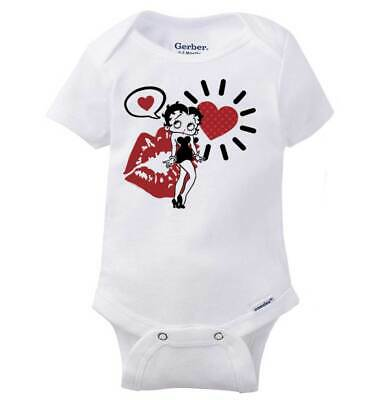 You Pick Size * Betty Boop Baby Infant Toddler Girls Dress