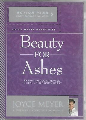 BEAUTY FOR ASHES ACTION PLAN    Joyce Meyer     Factory Sealed
