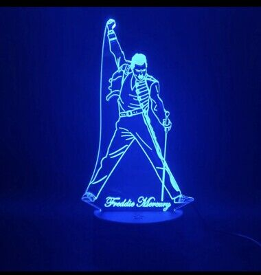 Freddie Mercury (Queen) light
