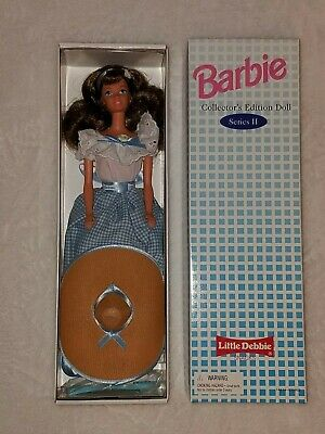 1995 Little Debbie SPECIAL EDITION Barbie NEW Series II (2)