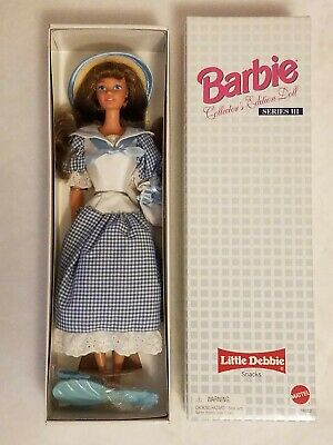 1997 Little Debbie SPECIAL EDITION Barbie NEW Series III (3)