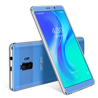 6inch Unlocked Smartphone Android 8.1 Quad Core Dual SIM AT&T Tmobile Cell Phone