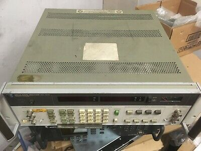 HP8903A Audio analyzer-tested