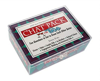 Nicholaus Bret-Chat Pack For 2 (Importación USA) ACC NUEVO
